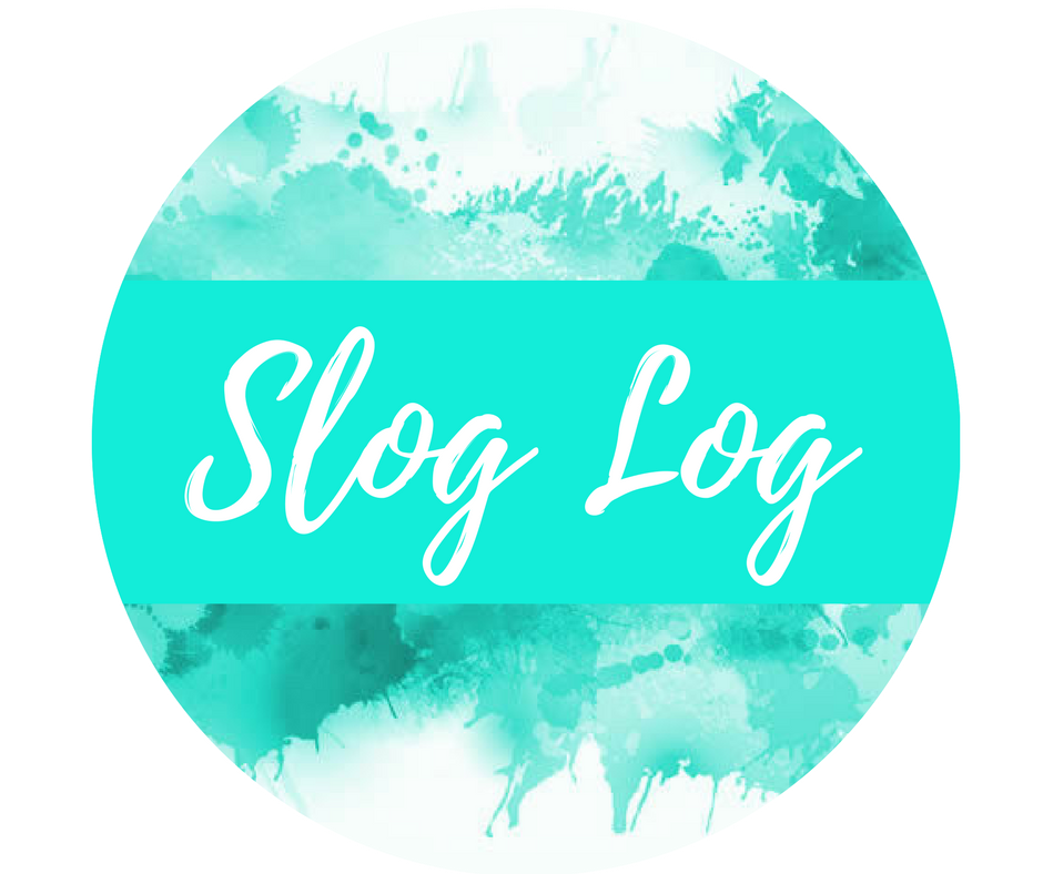 Slog Log – Better late and all that ….