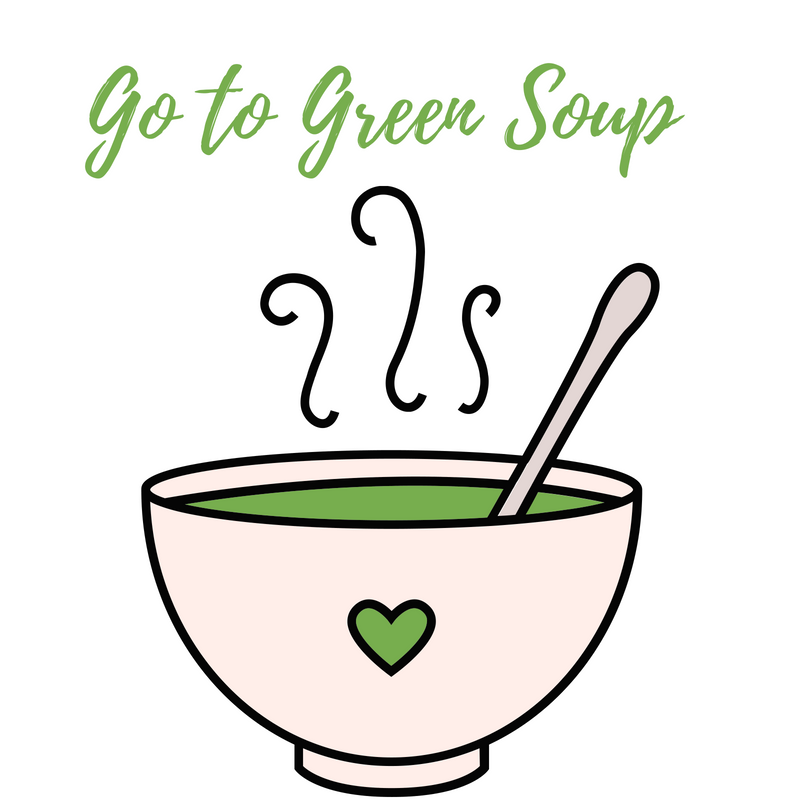 Soup to Go!