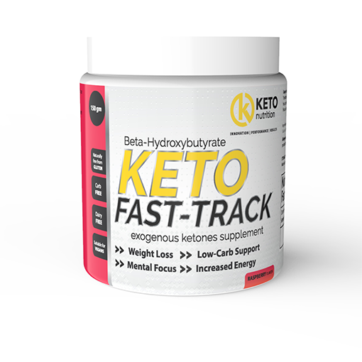 Keto Fast-Track must have … or just a raspberry?