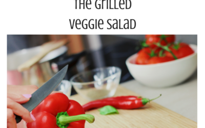 The Grilled Veggie Salad